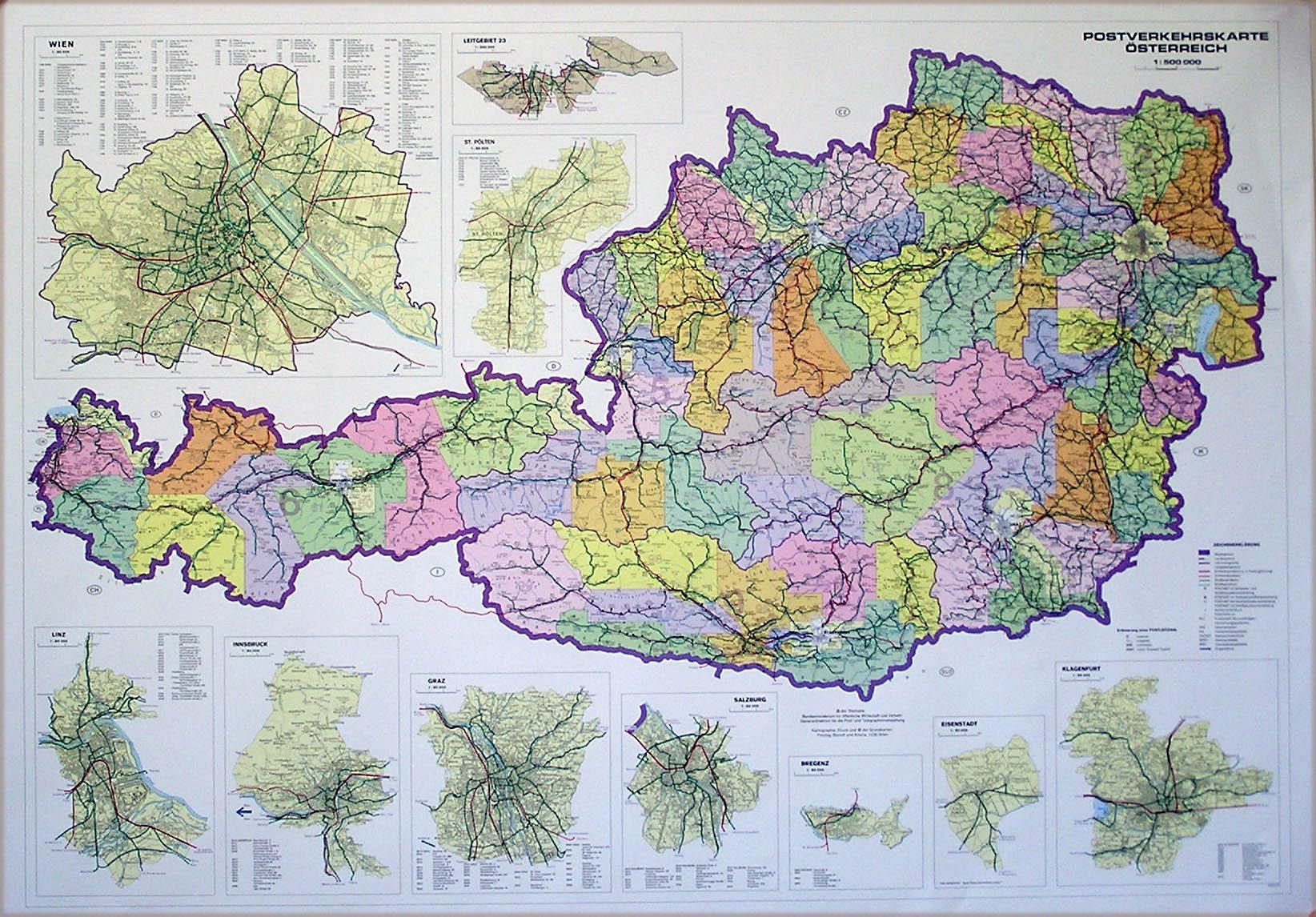 ausztria irányítószámos térkép Hibernia Nova Kft. ausztria irányítószámos térkép