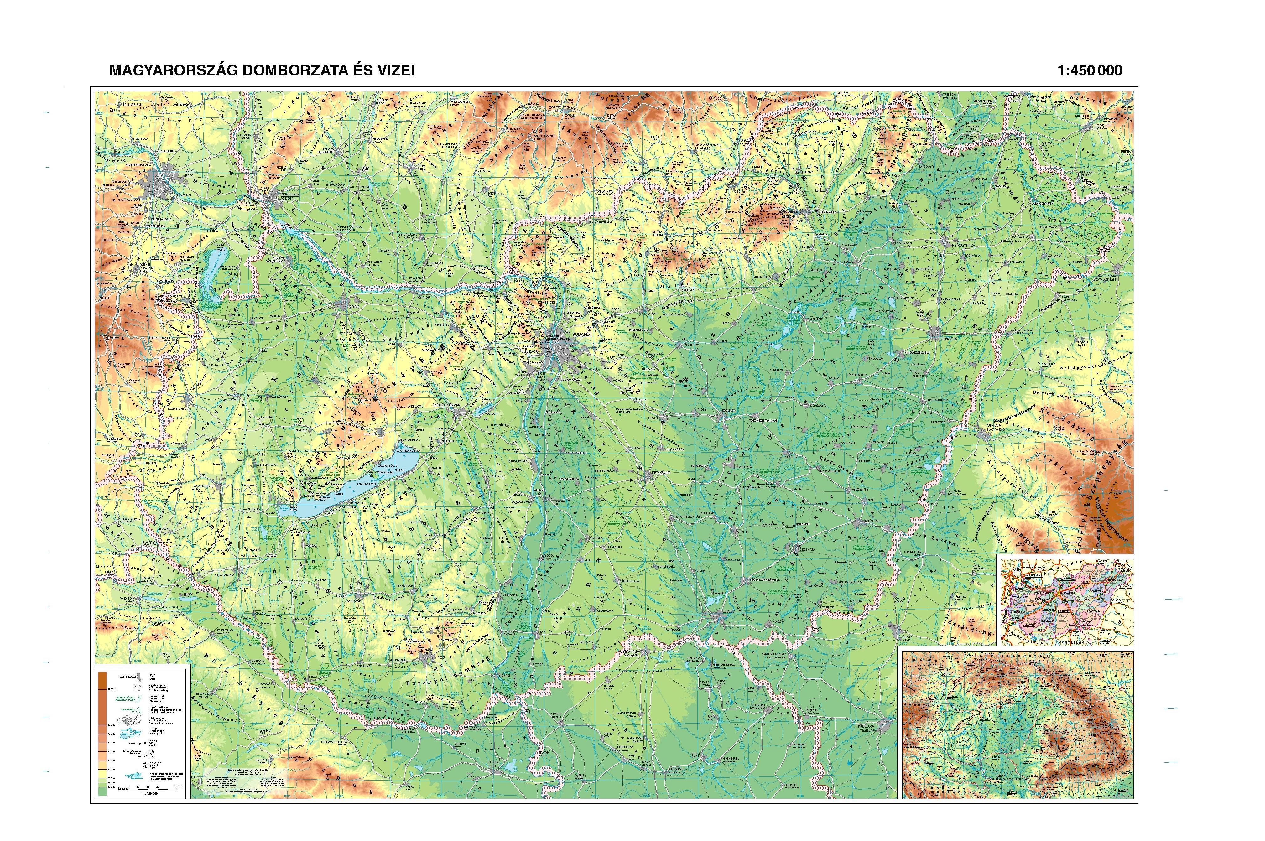 budapest tengerszint feletti magassága térkép Hibernia Nova Kft. budapest tengerszint feletti magassága térkép